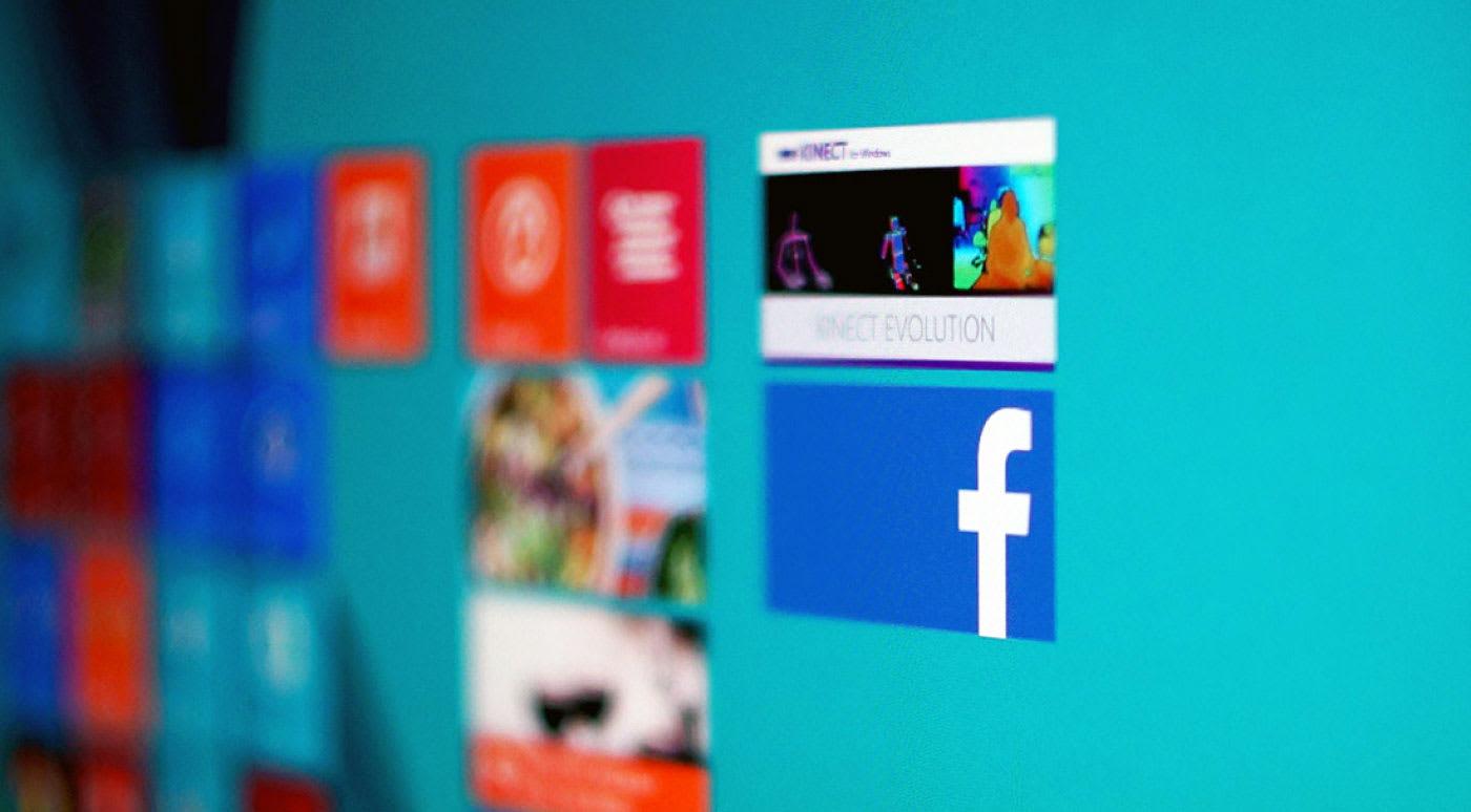 Go Live on Facebook's Windows 10 app