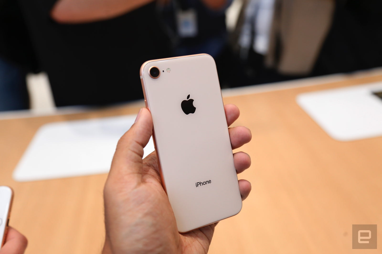 best website 6b6c3 0e5ab Engadget UK giveaway: Win an iPhone 8 courtesy of Casetify