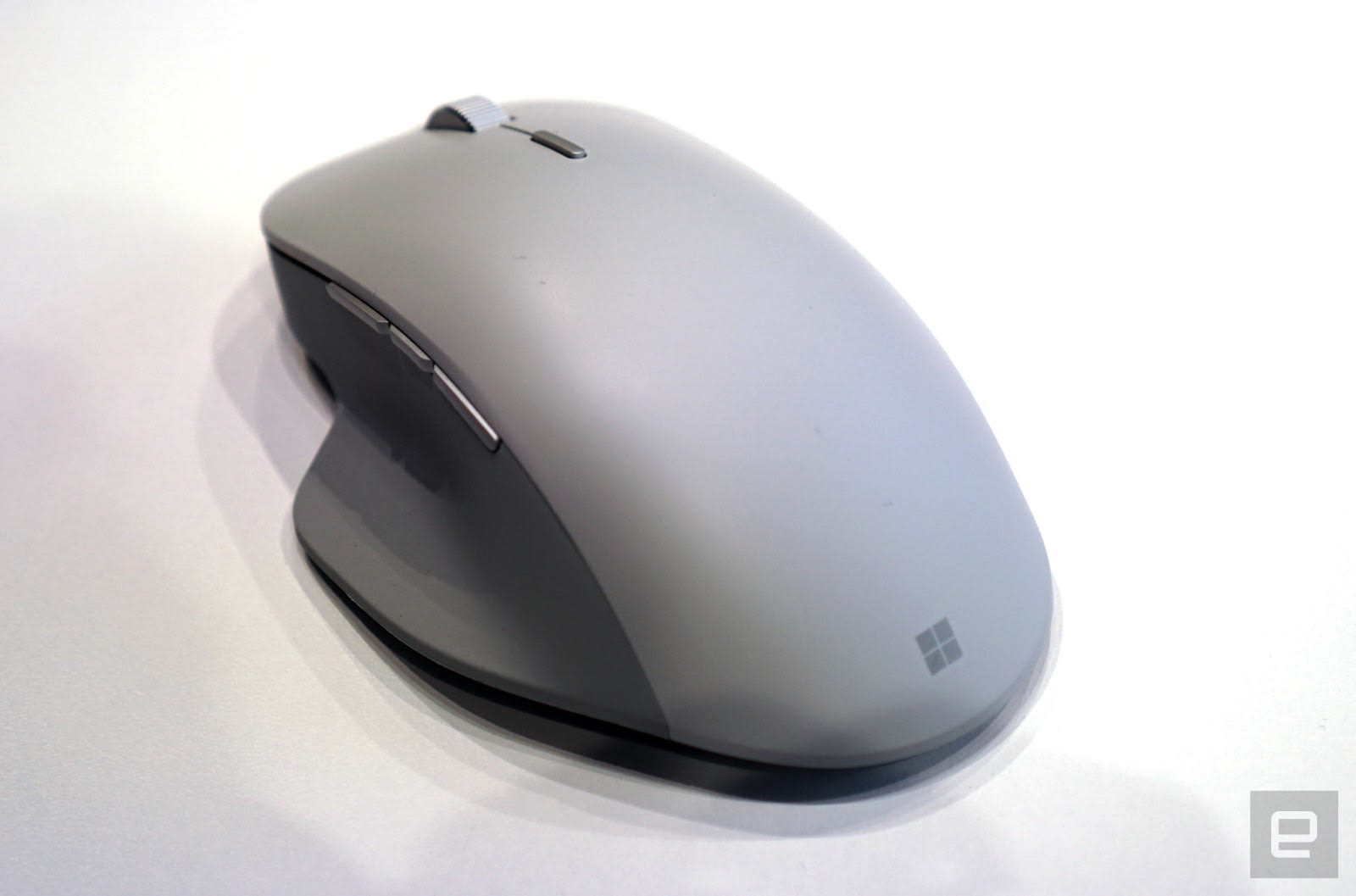 Microsoft's Precision Surface Mouse focuses on ergonomics