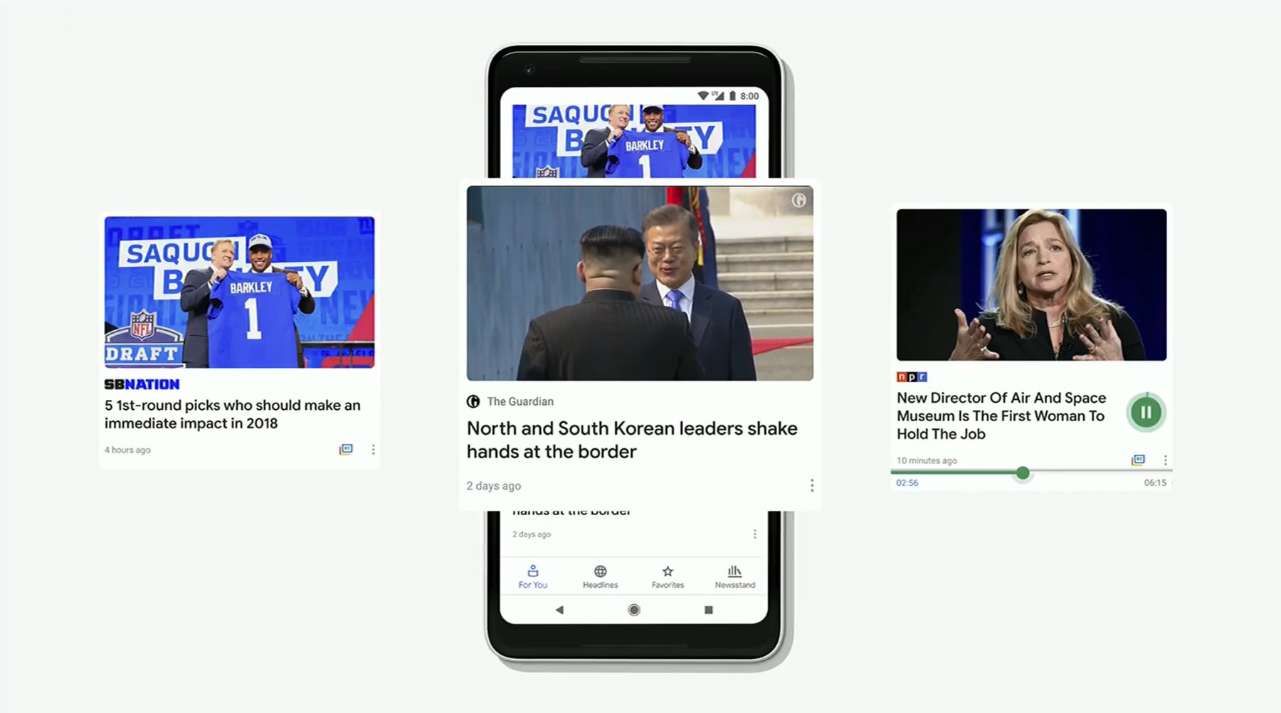 Google's AI-driven News app will make sense of the day's news