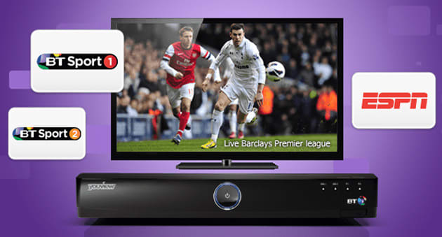 You can now add another YouView box to your BT TV subscription