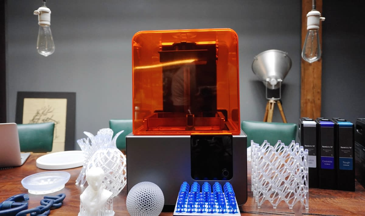 96e1635fabf8d It s been more than a year since Formlabs debuted its Form 1+ 3D printer