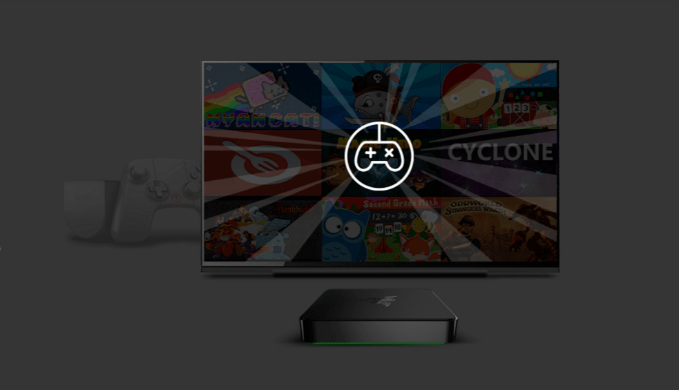 Razer brings Ouya gaming content to its Forge TV set-top box