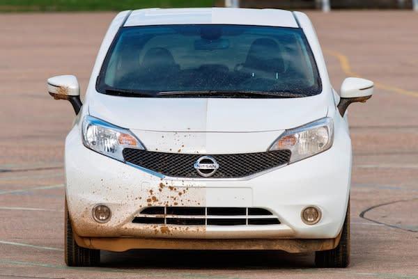 ¿Un automóvil capaz de limpiarse solo? Con Nissan es posible (video)