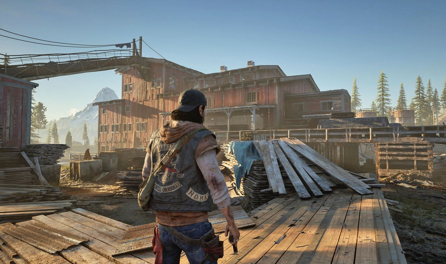 PS4 zombie survival game 'Days Gone' delayed until 2019 ...