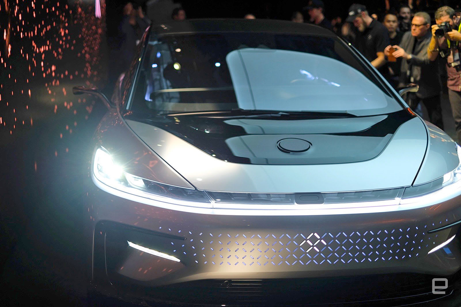 Faraday Future May Have Had A New Car To Show Off At Ces Earlier This Month But Everyone S Left Las Vegas And Old Problems Are Cropping Up