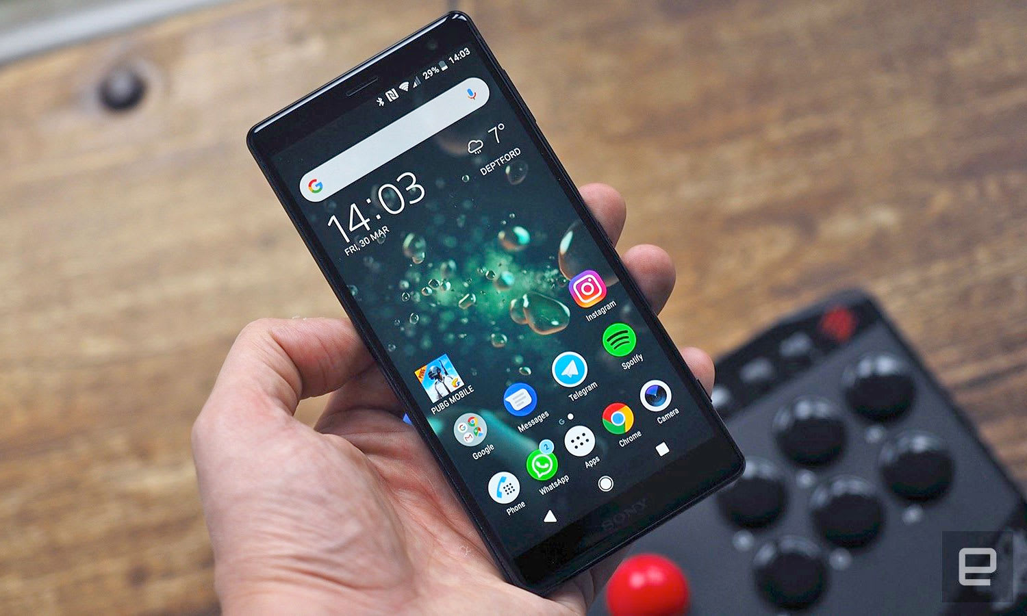 Sony is crafting a new version of its Android launcher