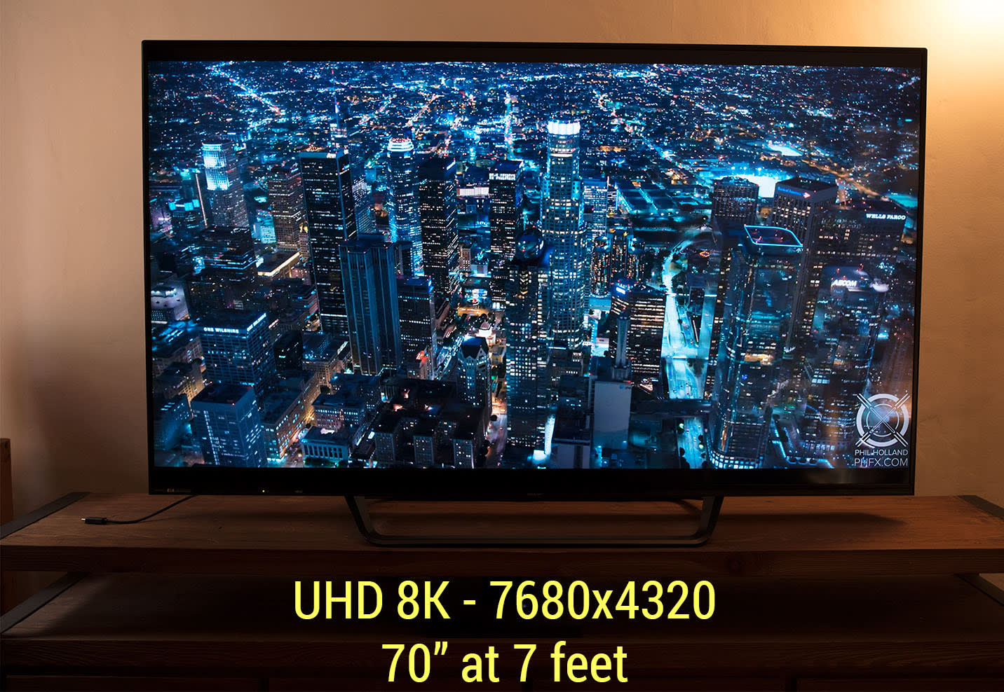 RED and Sharp team up on 8K monitor technology