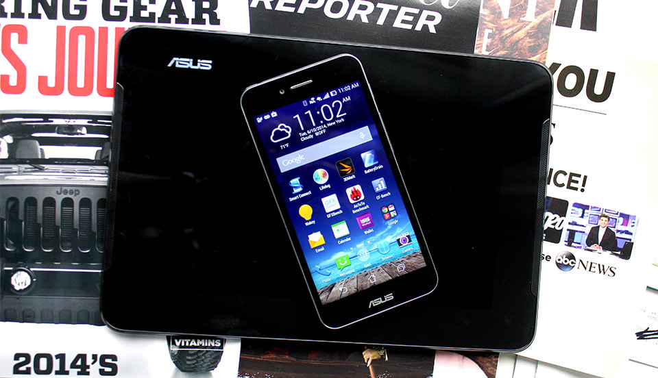 ASUS Padfone X review: A phone to replace your tablet? Not