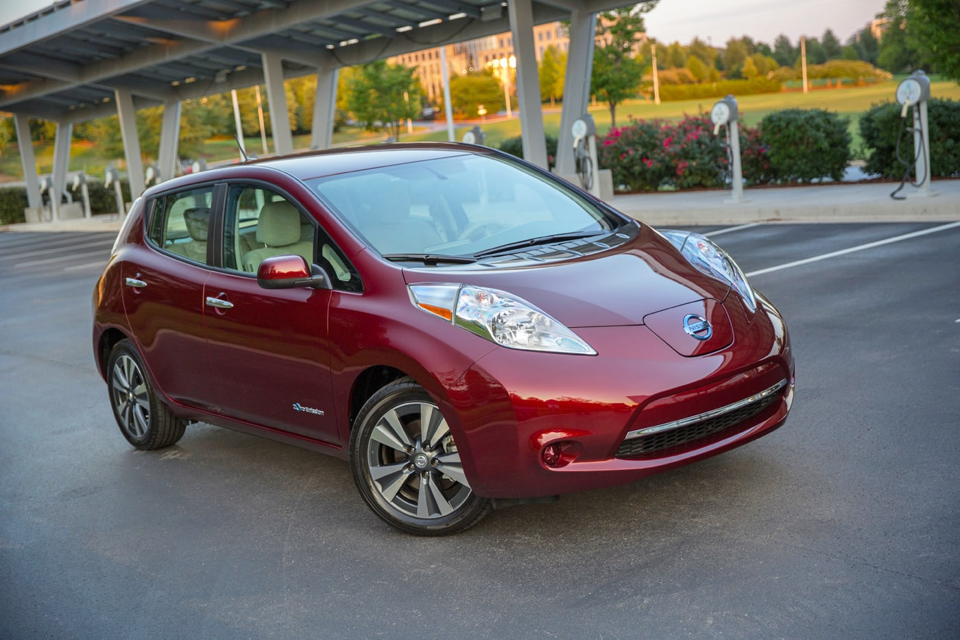 Nissan Disables Its Leaf Remote Control App Update