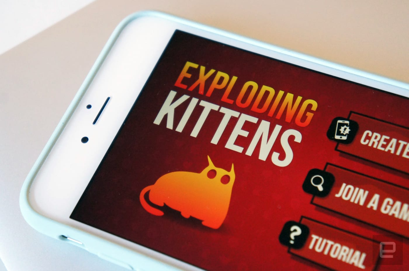 Exploding Kittens' comes to iOS with local multiplayer