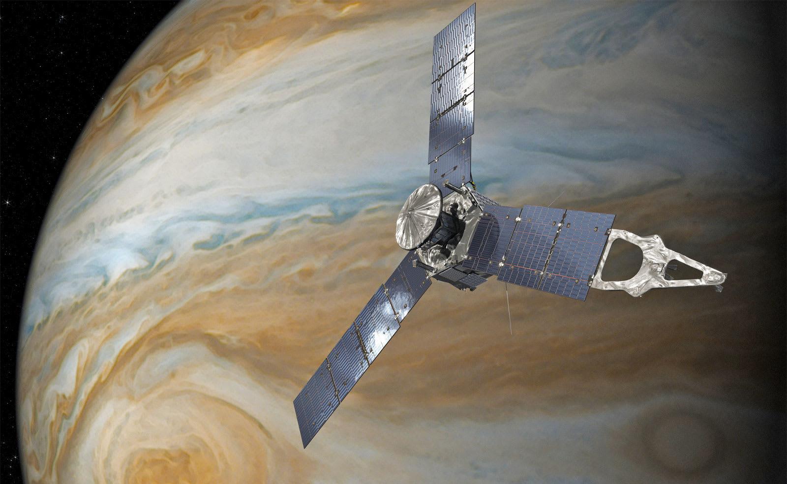 juno spacecraft - photo #3