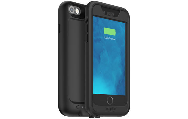 sports shoes 0bda2 73ad9 Mophie's latest iPhone battery case is waterproof, too