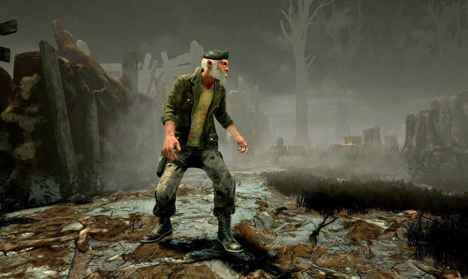 Left 4 Dead' character returns to haunt 'Dead by Daylight'