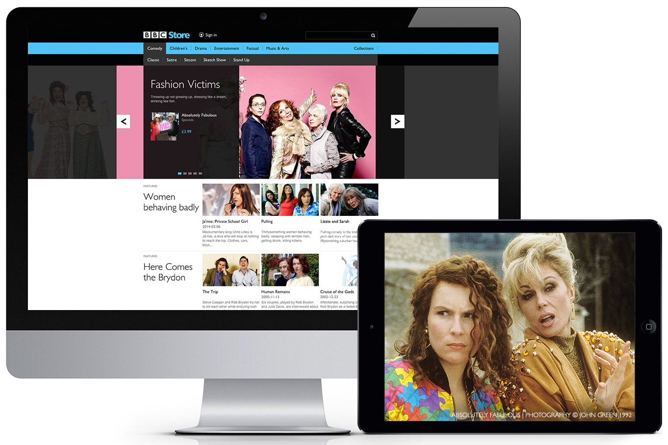BBC Store lets you buy and download classic TV shows