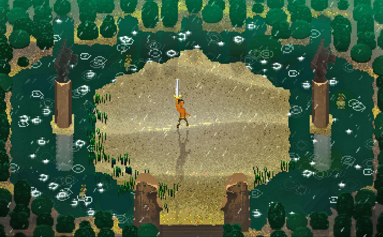 Pixel art RPG 'Songbringer' arrives on PS4 September 5th