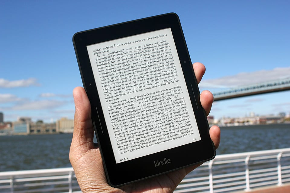 Amazon Kindle Voyage review: The best e-reader is also the