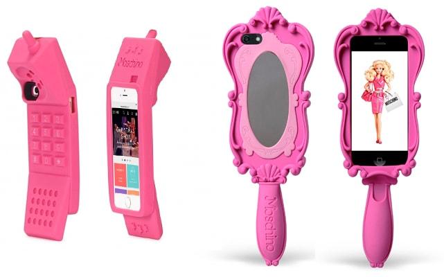 huge discount 893f5 15ccd A pair of putrid pink phone protectors