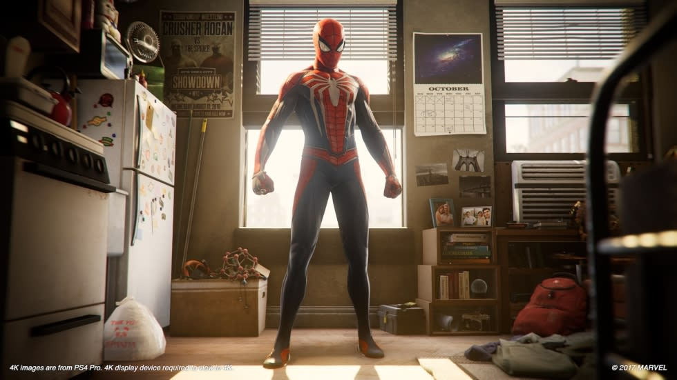 Your Ps4 Spider Man Dreams Will Continue With A Season Pass