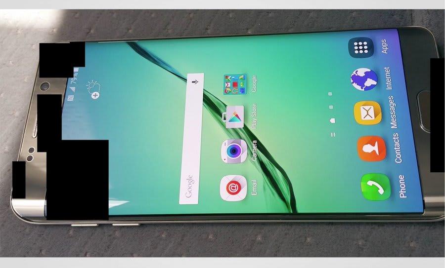 Ist Das Das Samsung Galaxy S6 Edge Plus