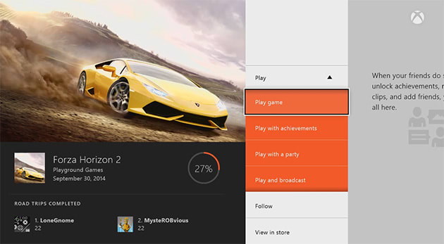 Xbox One game hubs deliver streams and content for your