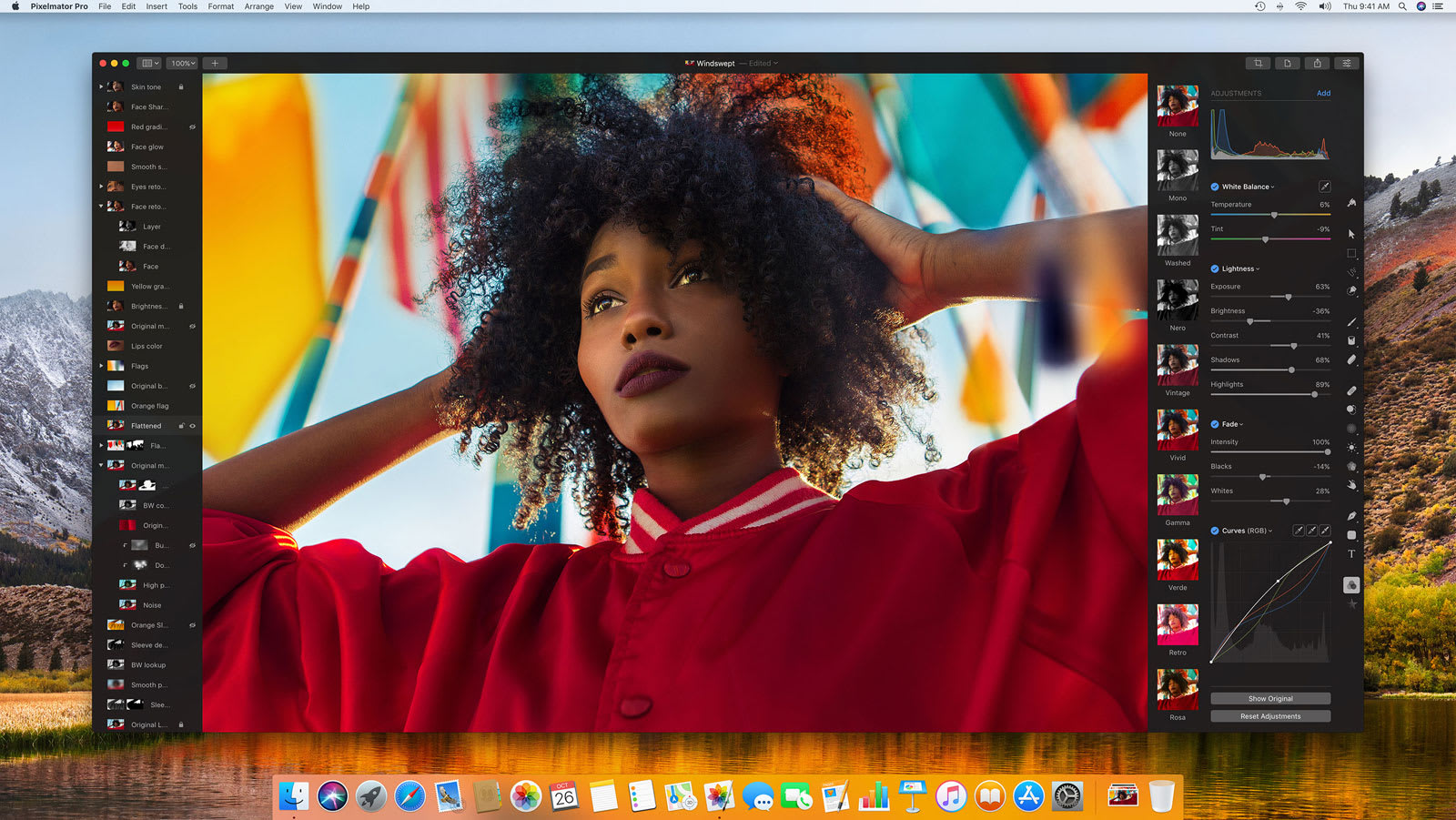 Pixelmator Pro is an AI-powered Photoshop alternative for