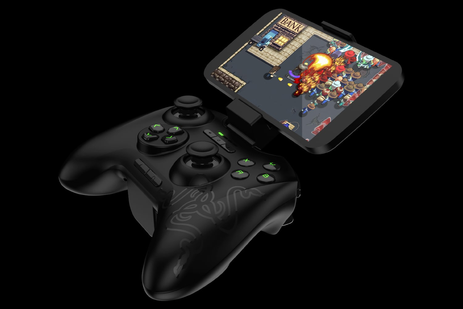 Razer's Android gamepad is now on Google Play for $80