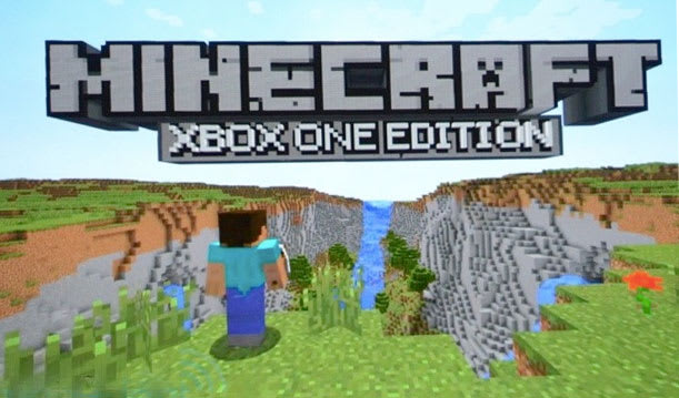 Minecraft' hits Xbox One this Friday and an upgrade only costs $5