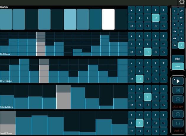 Lemur: Endlich ein großer MIDI- und OSC-Controller für Android