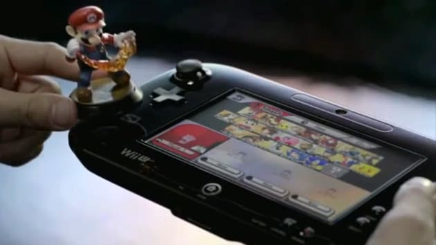 'Super Smash Bros.' for Wii U lets you bring toys (and yourself) into the game