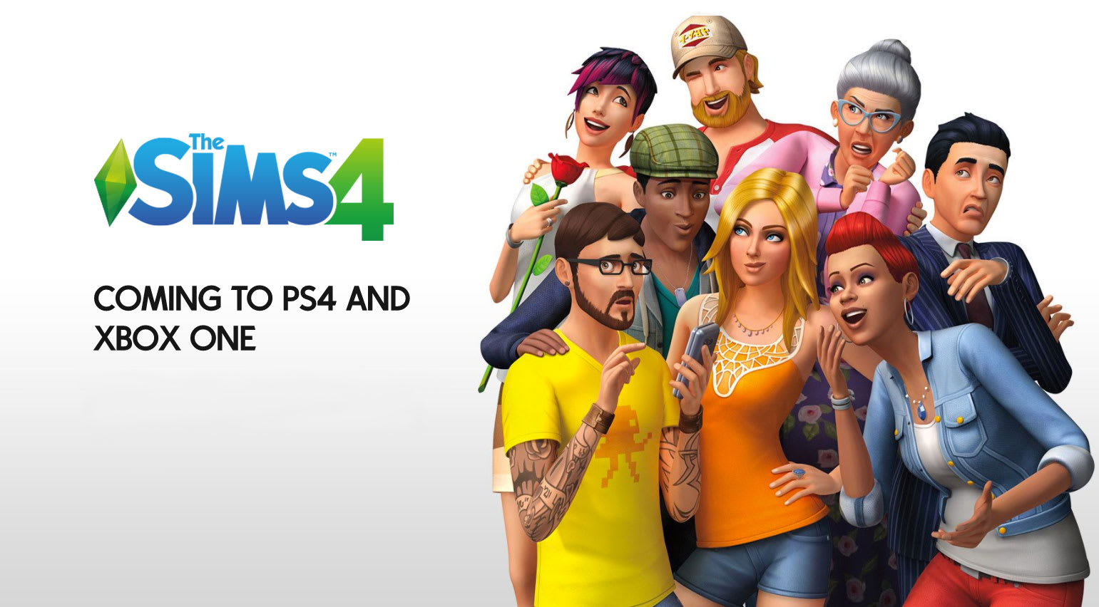 The Sims 4' will get weird on consoles November 17th