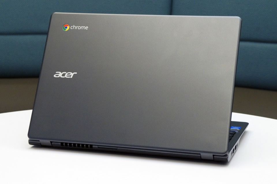 Acer C720 review (Core i3): a more powerful Chromebook