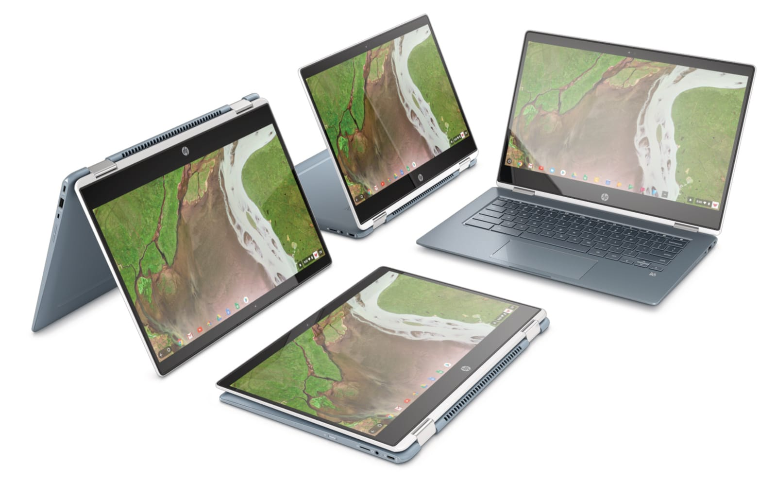 HP's x360 14 is its thinnest Chromebook convertible yet