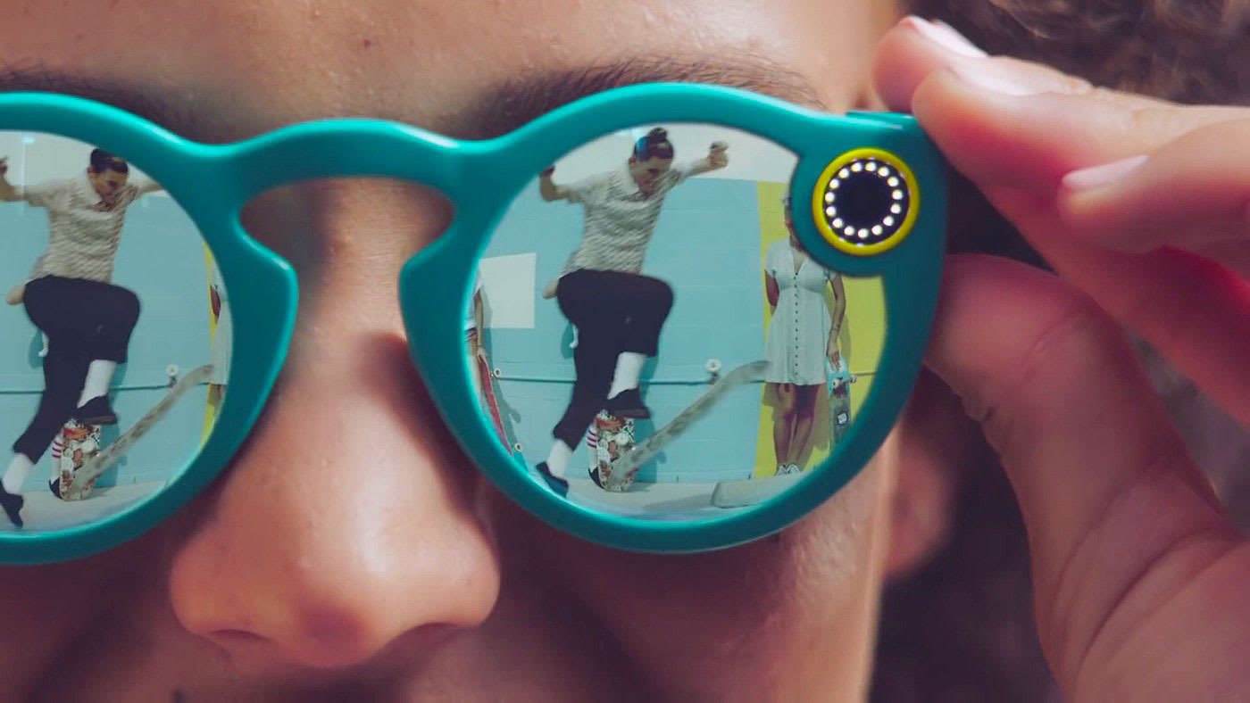 03b1b9c1d6 Snapchat to release  130 camera-equipped Spectacles this fall