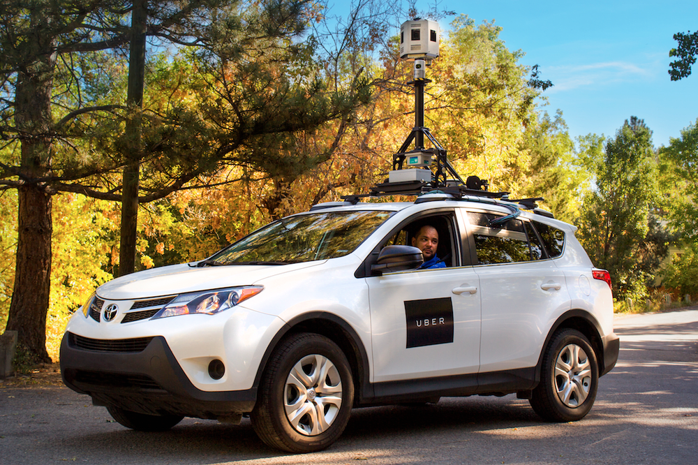 Uber Approved Cars >> Uber Starts Rolling Out Its Own Mapmaking Cars