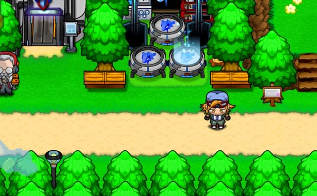 A Pokemon clone is making a killing on the App Store right now