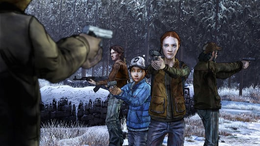 The Walking Dead Season 2, Episode 4 review: Life and Death