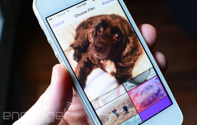 Hipstamatic brings its retro filter editing to video with