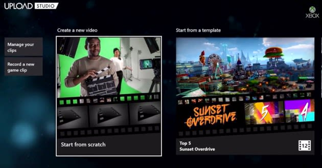 The Xbox One's built-in video editor just got a lot more