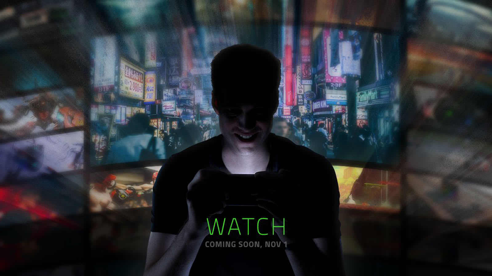 Razer will debut its first smartphone on November 1st