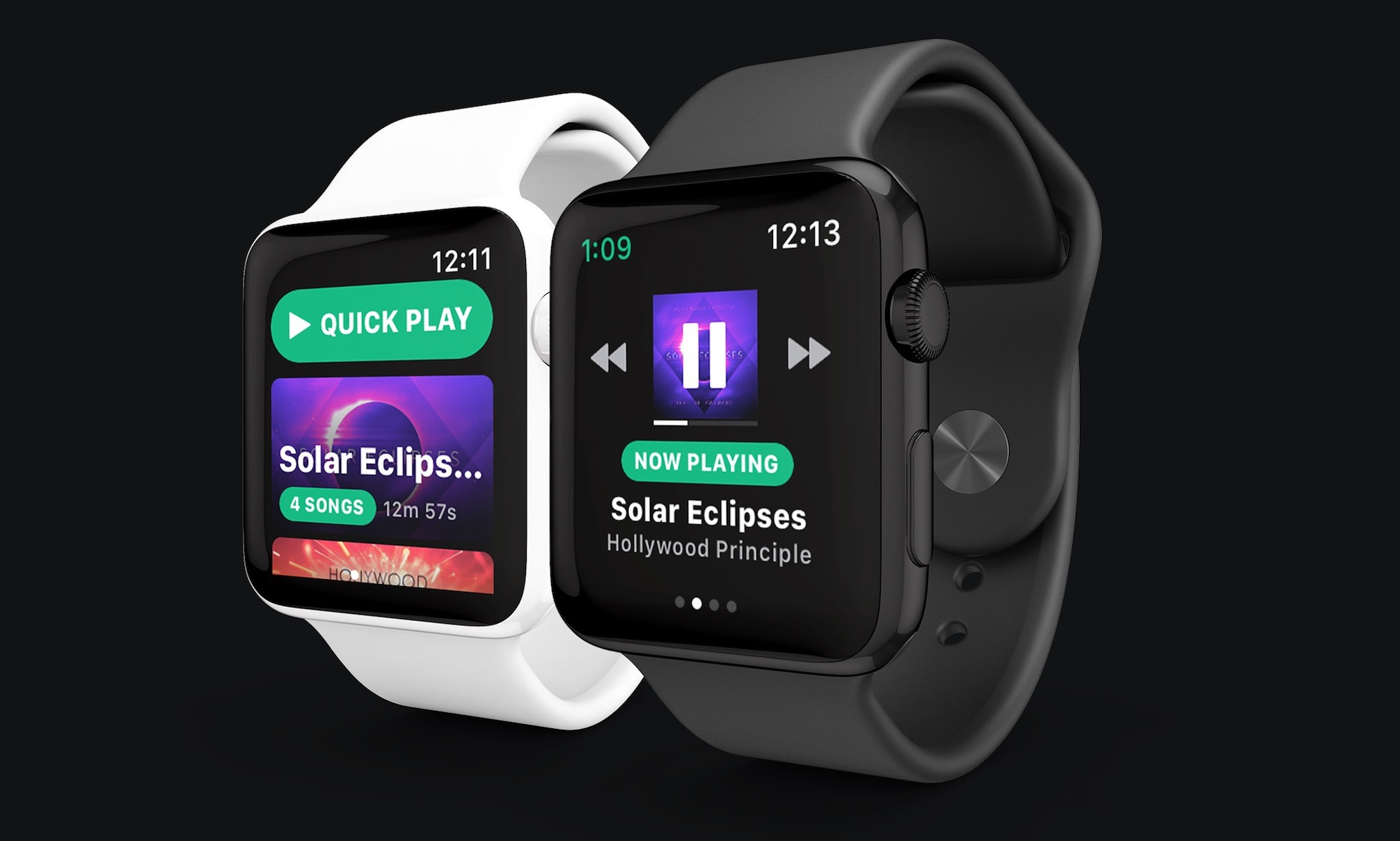 Spotify finally gets serious about an Apple Watch app