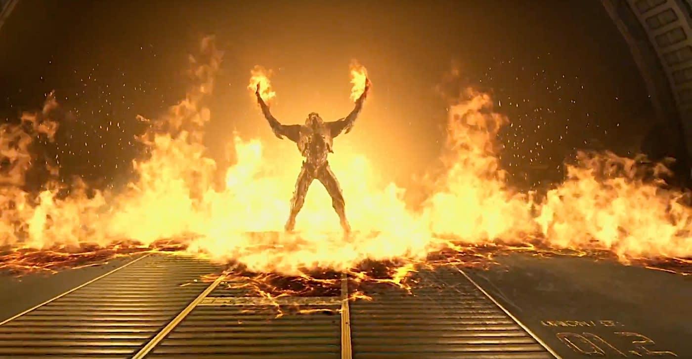 Doom Eternal' doubles the (destructible) demons