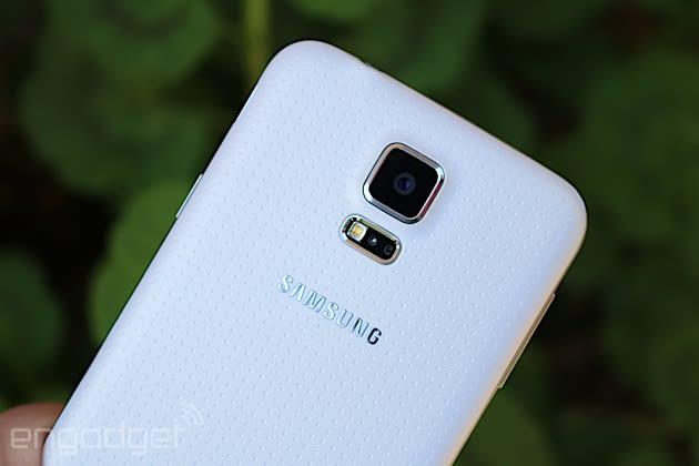 Verizon Samsung Galaxy S5 cameras are failing spectacularly