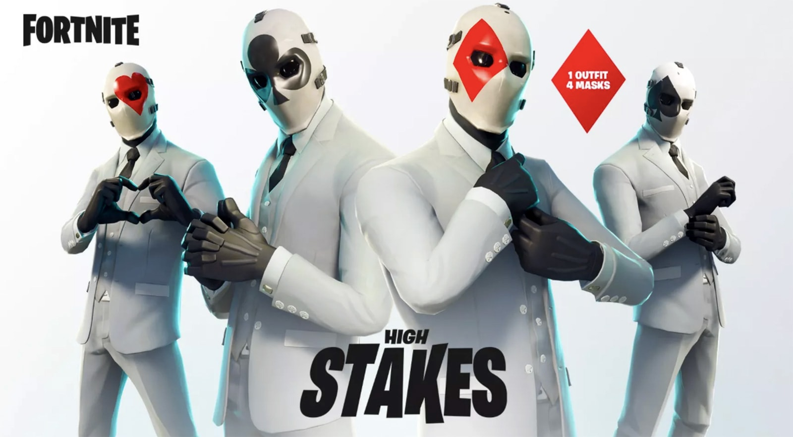 The Latest Limited Time Fortnite Game Mode Is A Daring Jewel Heist