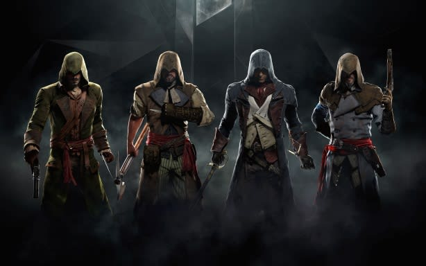 Assassin's Creed: Unity title screen crash workaround: remove your