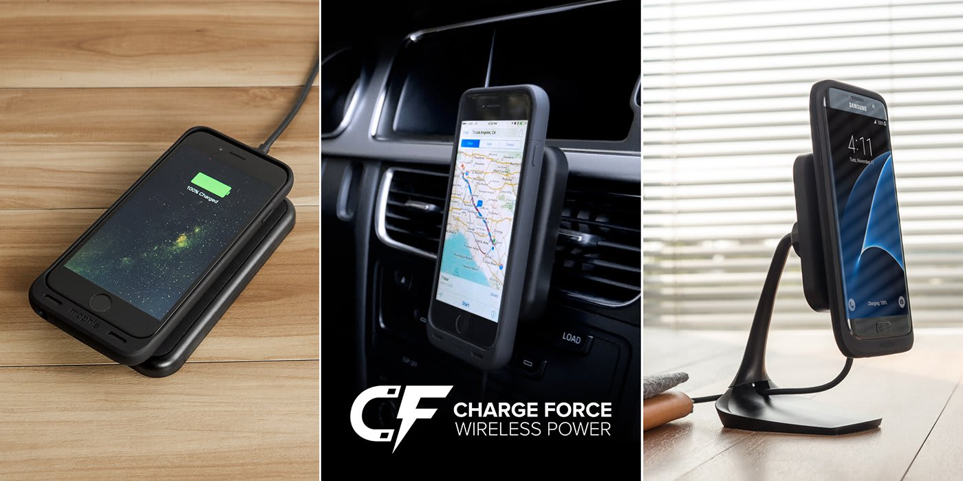 online store 0c6b7 fa834 Mophie brings wireless charging to its iPhone battery cases