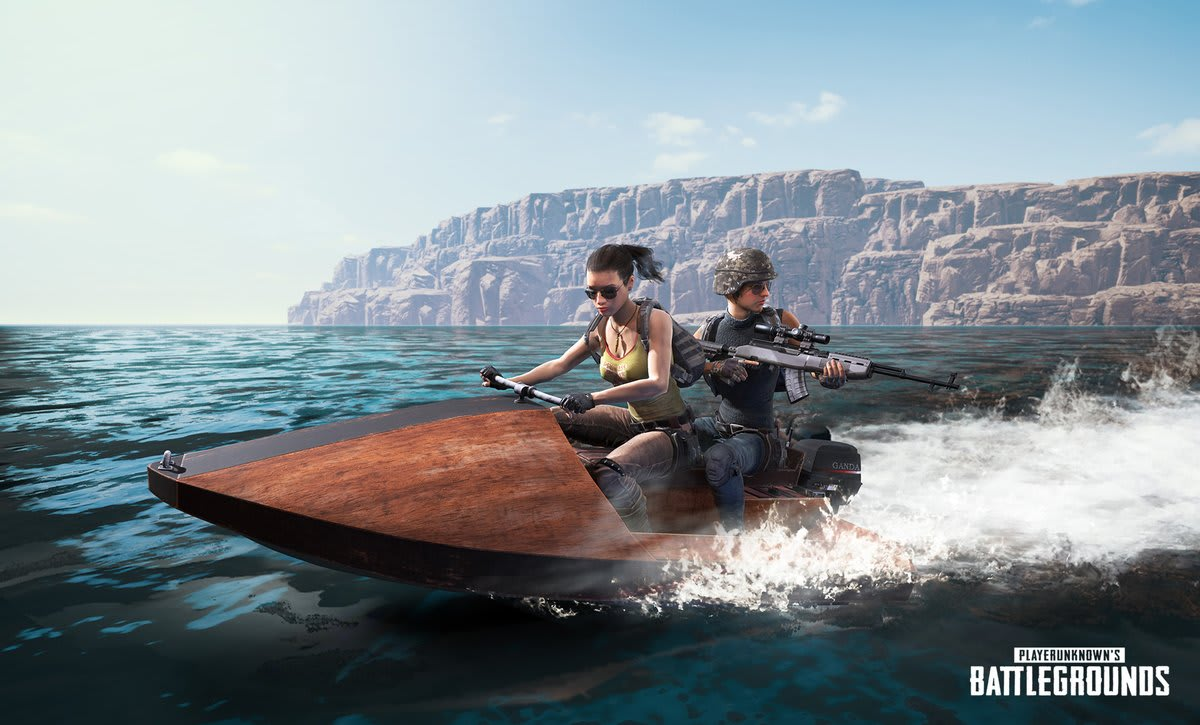 PUBG' reveals its second map, Miramar (updated)