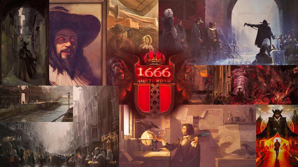 Картинки по запросу Amsterdam 1666