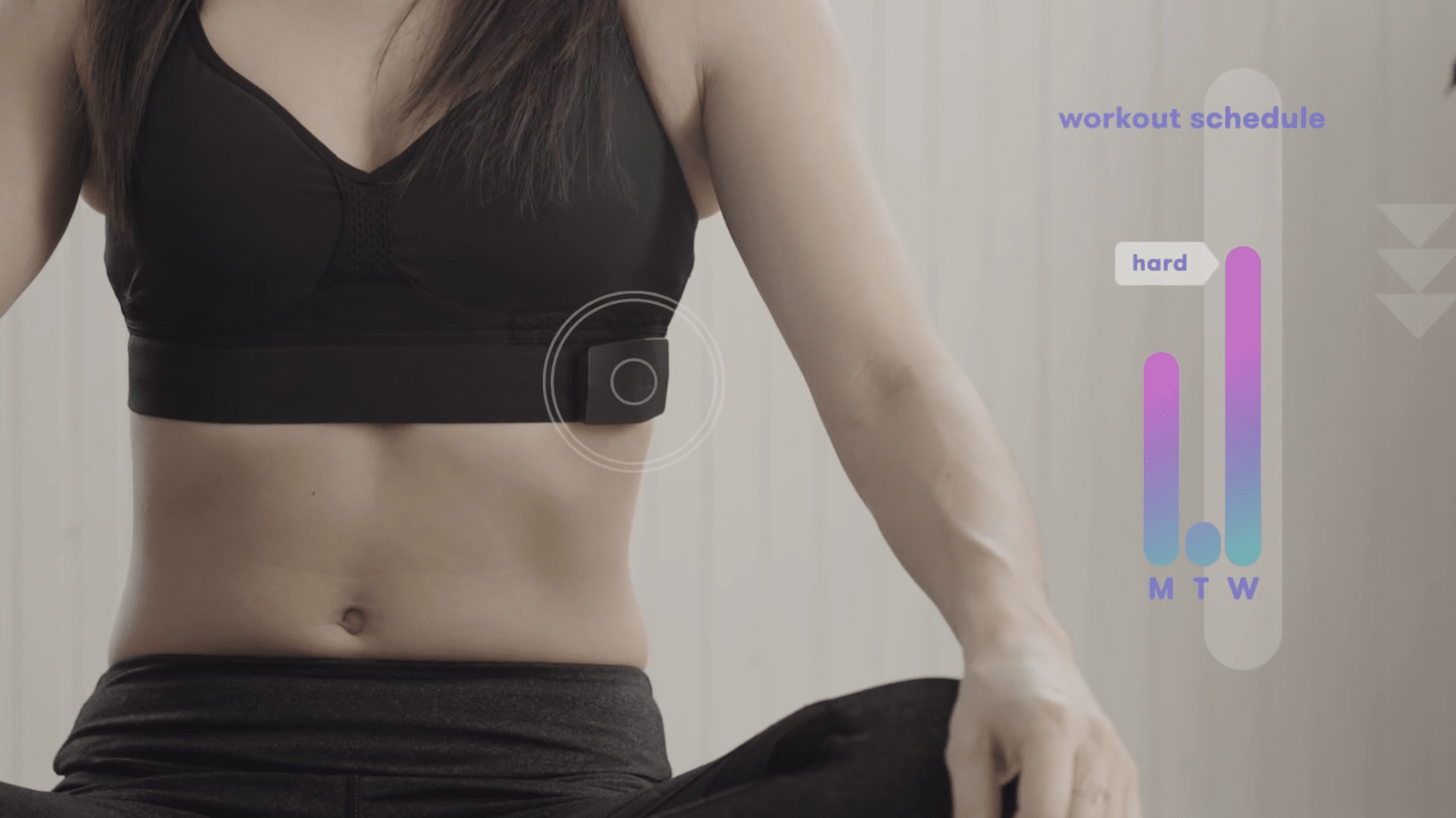 a3b9f026db676 OMsignal s biometric sports bra hits stores this spring