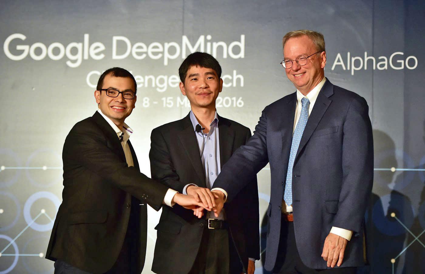 Google's DeepMind AI will take on a Go champ tomorrow night